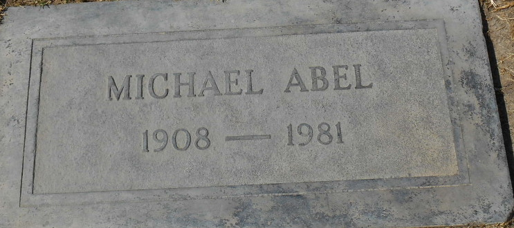 Michael Abelsky Abel (1908 - 1981) Find A Grave Memorial