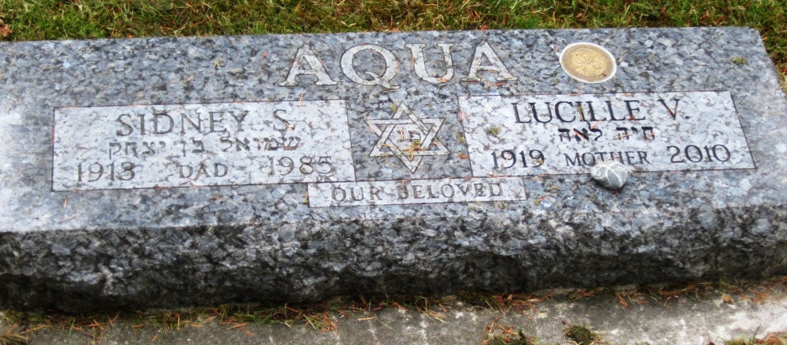 Lucille V. Poole Aqua (1919 - 2010) Find A Grave Memorial