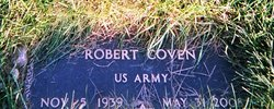 Robert Coven (1939 - 2008) Find A Grave Memorial