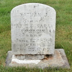 Nathan J Epstein (1898 - 1902) Find A Grave Memorial