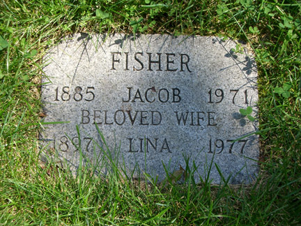 Jacob Fisher (1883 - 1971) Find A Grave Memorial