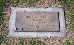 Gerald Freed (1916 - 1977) Find A Grave Memorial