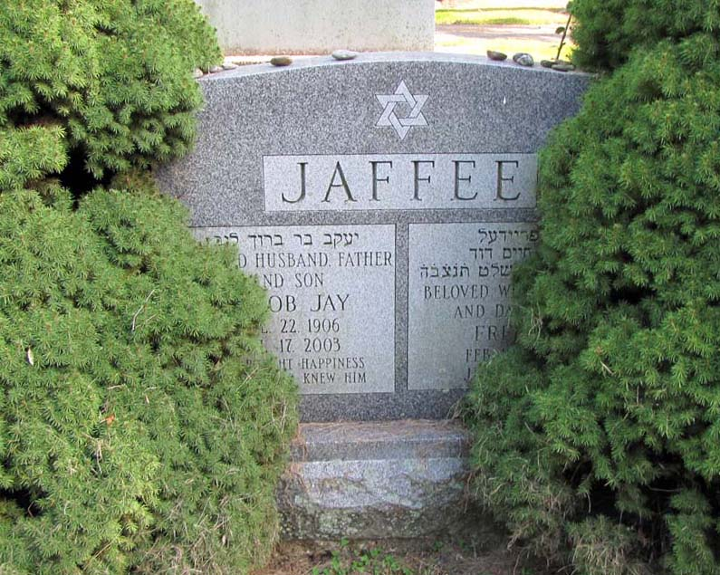 Jacob Jay Jaffee (1906 - 2003) Find A Grave Memorial