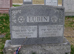 Esther Lubin (1901 - 1995) Find A Grave Memorial