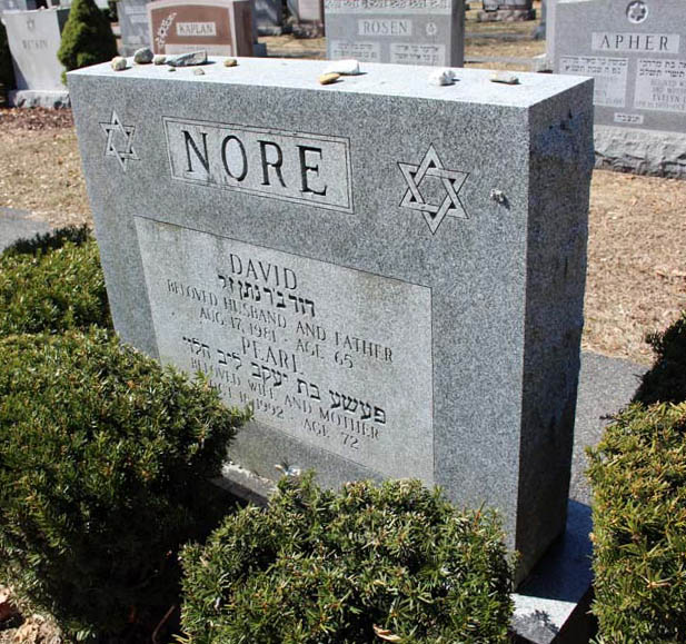 Pearl Kotlier Nore (1919 - 1992) Find A Grave Memorial