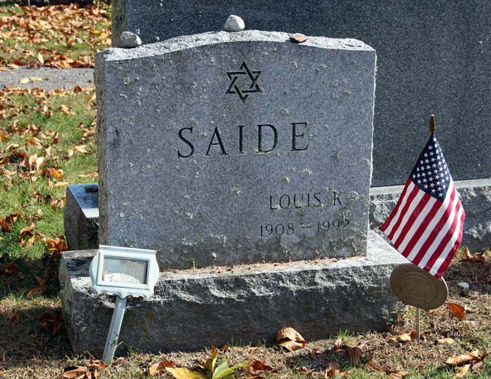 Louis Saide (1908 - 1992) Find A Grave Memorial