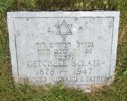 Getchell Sclair (1878 - 1947) Find A Grave Memorial