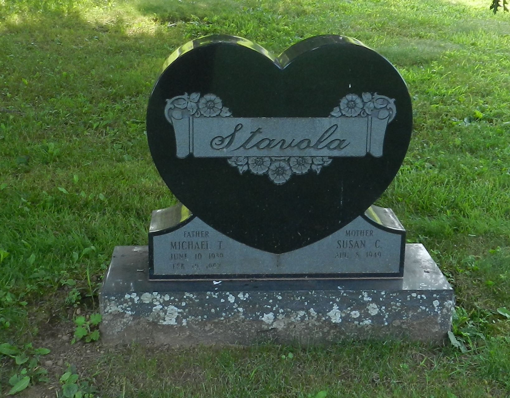 Michael T Stavola (1939 - 1992) Find A Grave Memorial